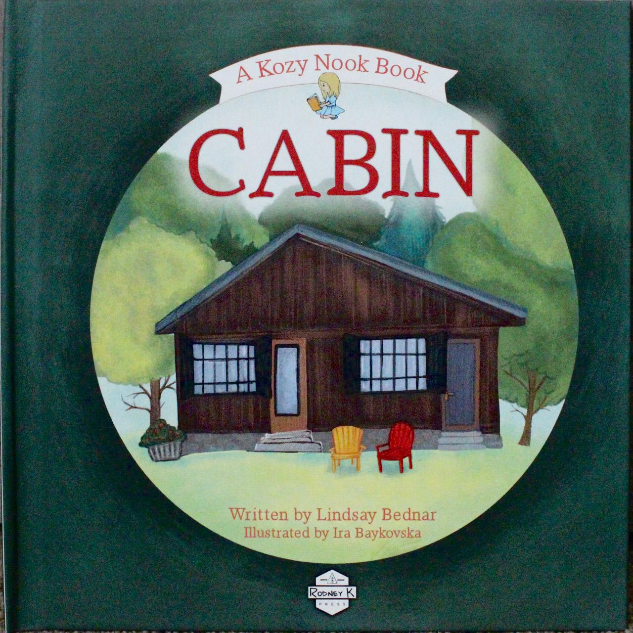 Cabin by Lindsay Bendar